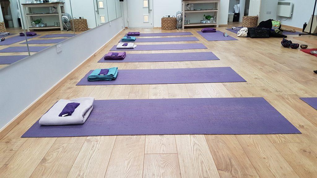 Yoga Shed Wickham