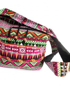 Jacquard Student Bag from India