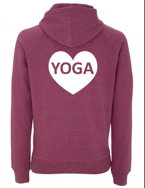 yoga hoodie vegan clothing